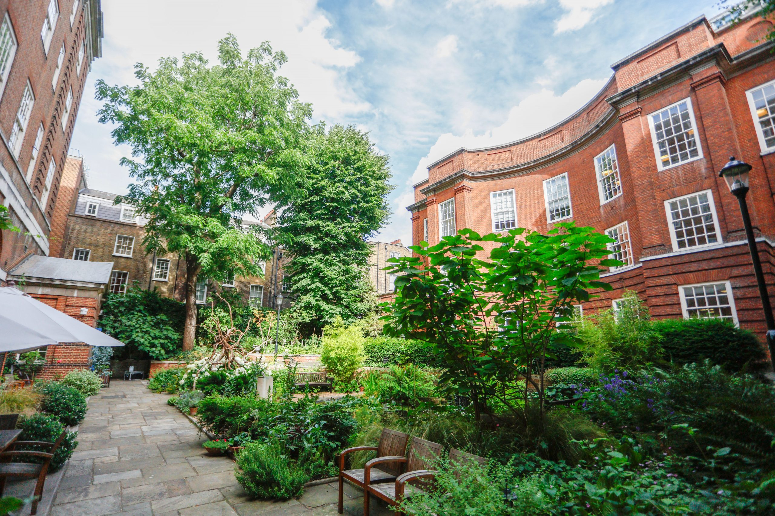 Sustainable venues London: Eco-friendly events at BMA House