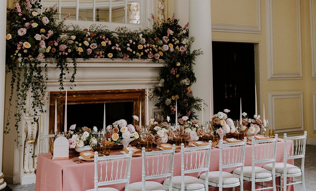 Romantic setting at filming venue to hire London, BMA House
